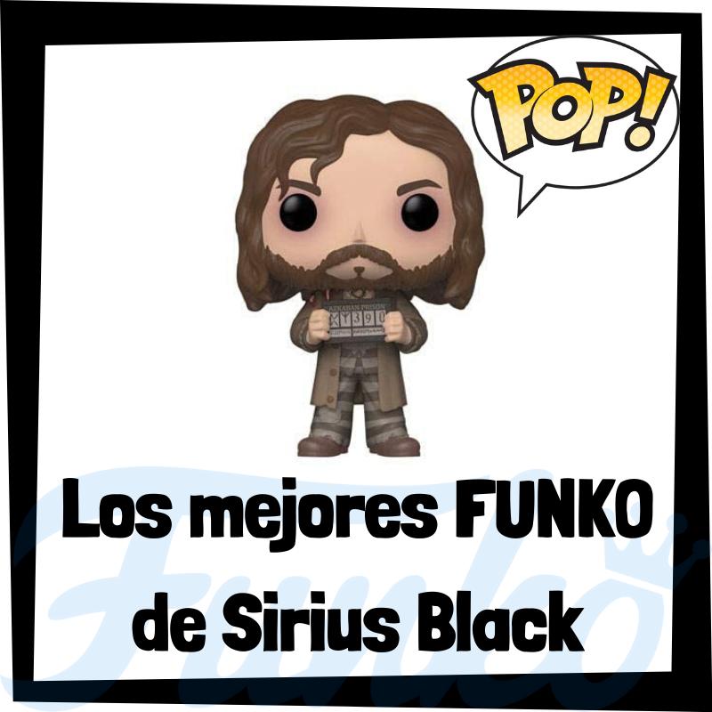 Los mejores FUNKO POP de Sirius Black