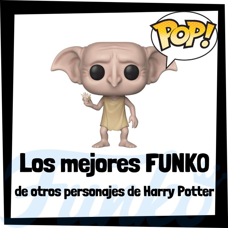 Los mejores FUNKO POP de otros personajes de Harry Potter