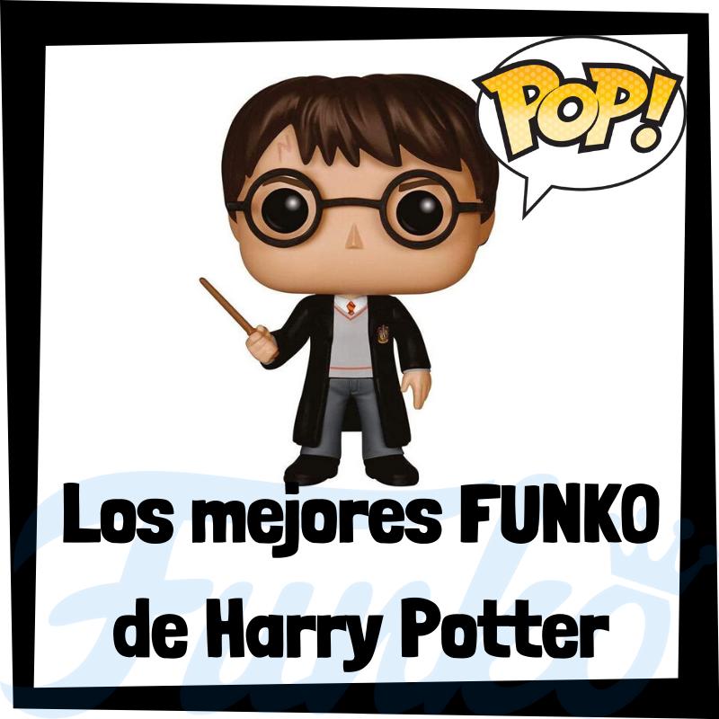Los mejores FUNKO POP de Harry Potter