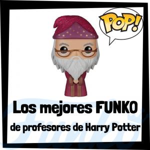 Los mejores FUNKO POP de profesores de Harry Potter
