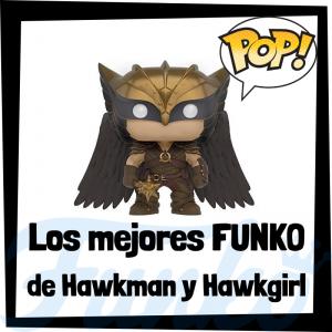 Los mejores FUNKO POP de Hawkman y Hawkgirl