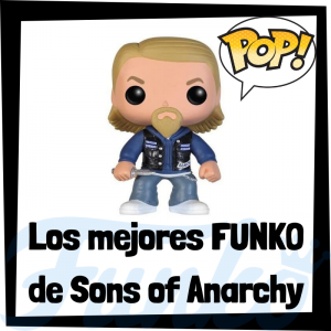 Los mejores FUNKO POP de Hijos de la Anarquía - Los mejores FUNKO POP de personajes de Sons of Anarchy - Funko POP de series de televisión