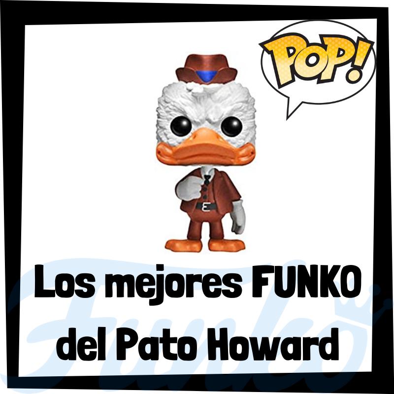 Los mejores FUNKO POP del pato Howard