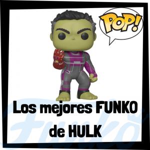Los mejores FUNKO POP de Hulk