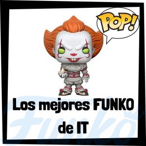 Los mejores FUNKO POP de IT de Pennywise - FUNKO POP de películas de terror