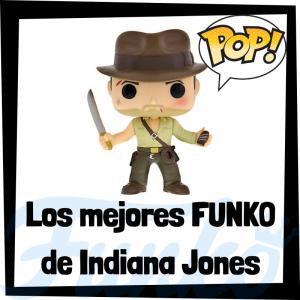 Los mejores FUNKO POP de Indiana Jones - FUNKO POP de películas