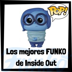 Los mejores FUNKO POP de Inside Out - Funko POP de películas de Disney Pixar - Funko de películas de animación