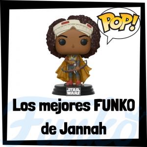 Los mejores FUNKO POP de Jannah - Los mejores FUNKO POP de Star Wars - Los mejores FUNKO POP de las Guerra de las Galaxias