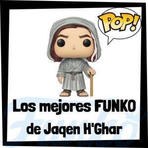 Los mejores FUNKO POP de Jaqen H'Ghar de Juego de Tronos - Los mejores FUNKO POP del personaje de Jaqen H'Ghar en Game of Thrones - Funko POP de series de televisión