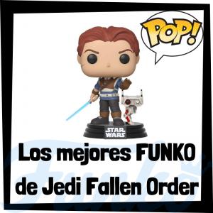 Los mejores FUNKO POP de Jedi Fallen Order - Los mejores FUNKO POP de Star Wars - Los mejores FUNKO POP de videojuegos de Star Wars