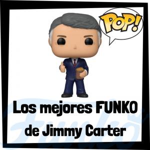 Los mejores FUNKO POP de Jimmy Carter - Los mejores FUNKO POP de personajes históricos - Los mejores FUNKO POP de Presidentes