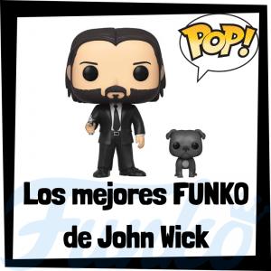 Los mejores FUNKO POP de John Wick 3 - FUNKO POP de películas