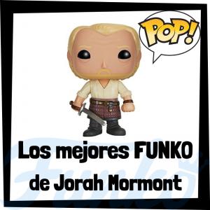Los mejores FUNKO POP de Jorah Mormont de Juego de Tronos - Los mejores FUNKO POP del personaje de Jorah Mormont en Game of Thrones - Funko POP de series de televisión