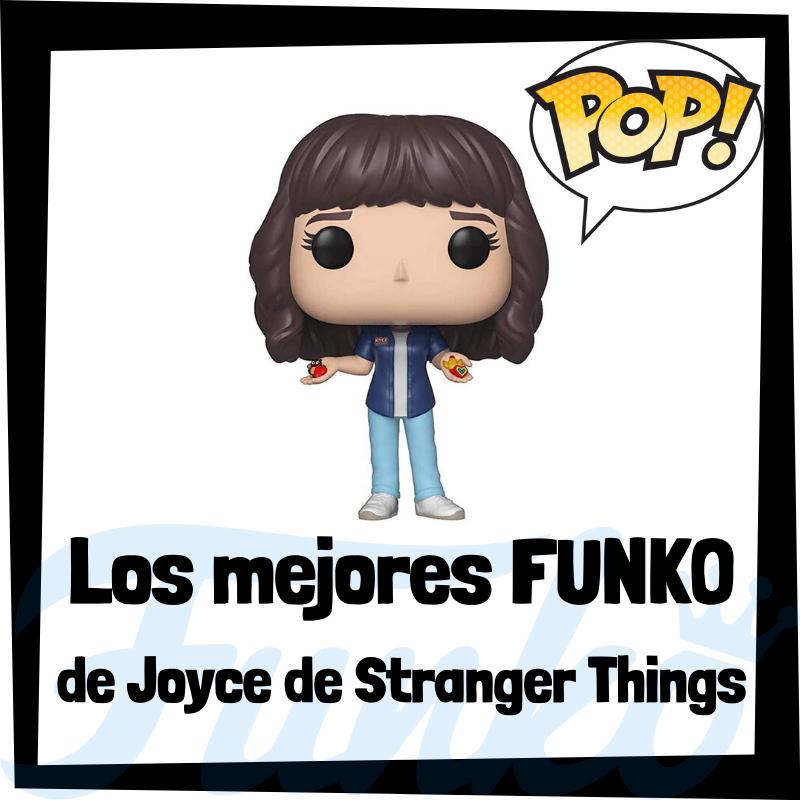 Los mejores FUNKO POP de Joyce de Stranger Things