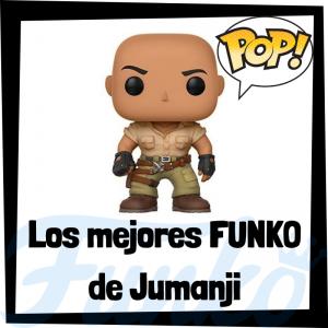 Los mejores FUNKO POP de Jumanji - FUNKO POP de películas