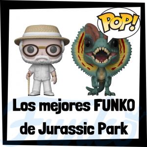 Los mejores FUNKO POP de Jurassic Park - FUNKO POP de películas
