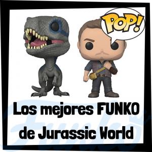 Los mejores FUNKO POP de Jurassic World - FUNKO POP de películas