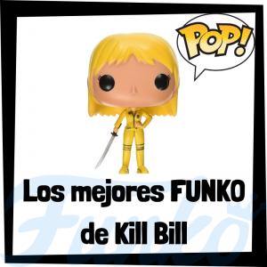 Los mejores FUNKO POP de Kill Bill