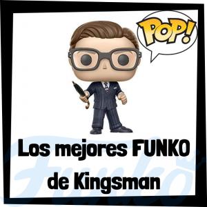 Los mejores FUNKO POP de Kingsman - FUNKO POP de películas