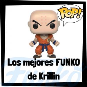 Los mejores FUNKO POP de Krillin