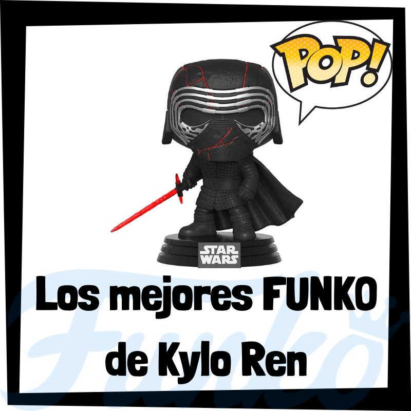 Los mejores FUNKO POP de Kylo Ren