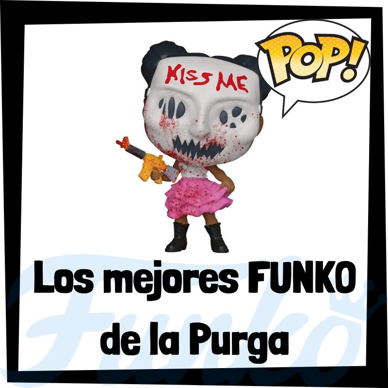 Los mejores FUNKO POP de la Purga