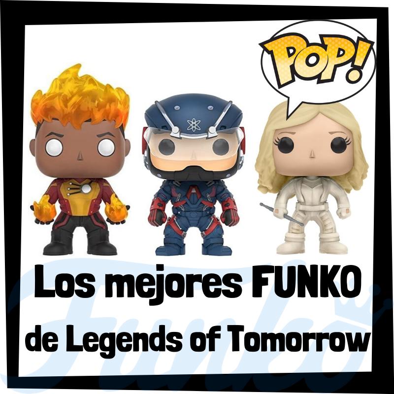 Los mejores FUNKO POP de Legends of Tomorrow