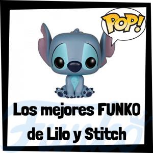 Los mejores FUNKO POP de Lilo y Stitch