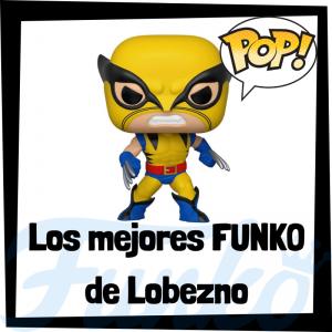 Los mejores FUNKO POP de Lobezno - Los mejores FUNKO POP de los X-Men - Funko de los personajes de los X-Men