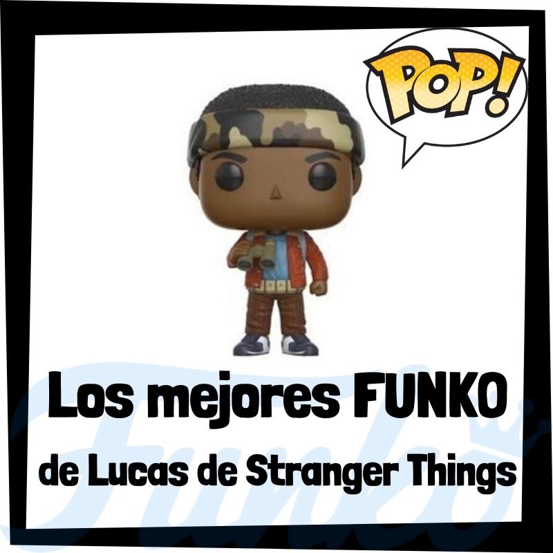 Los mejores FUNKO POP de Lucas de Stranger Things