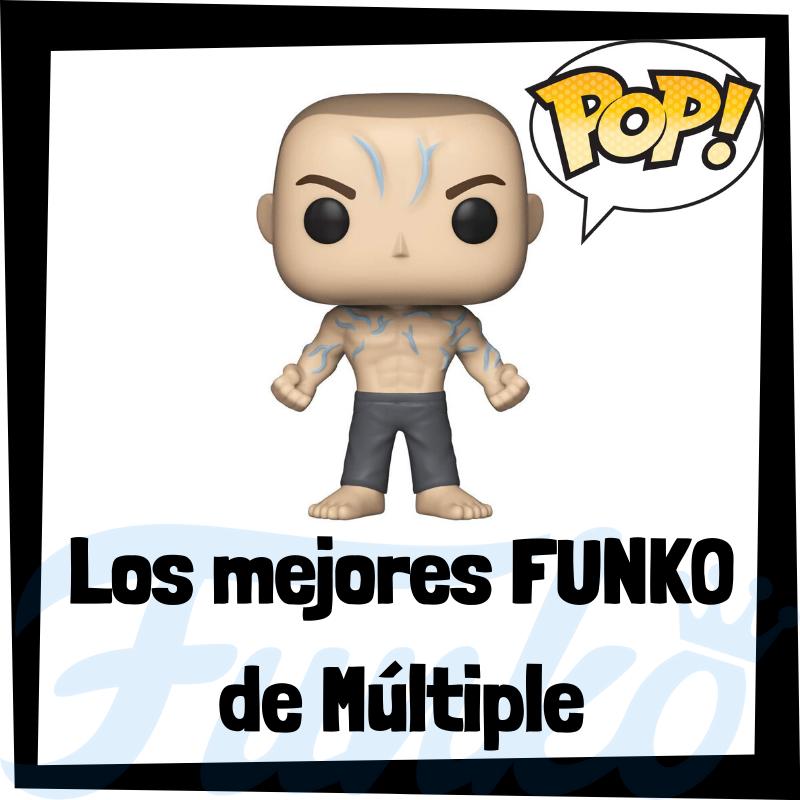 Los mejores FUNKO POP de Múltiple