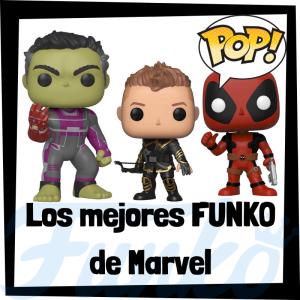 Los mejores FUNKO POP de MARVEL - Los mejores FUNKO POP de personajes de Marvel Comics - Los mejores FUNKO POP de series y películas de Marvel