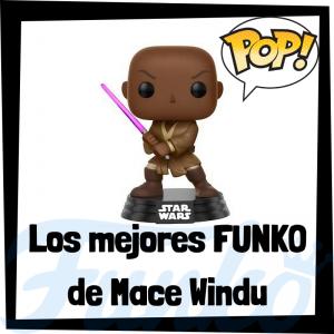 Los mejores FUNKO POP de Mace Windu - Los mejores FUNKO POP de Star Wars - Los mejores FUNKO POP de las Guerra de las Galaxias