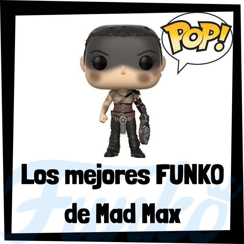 Los mejores FUNKO POP de Mad Max