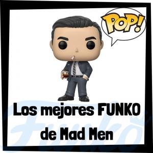 Los mejores FUNKO POP de Mad Men - Los mejores FUNKO POP de personajes de Mad Men - Funko POP de series de televisión