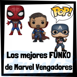 Los mejores FUNKO POP de los Vengadores