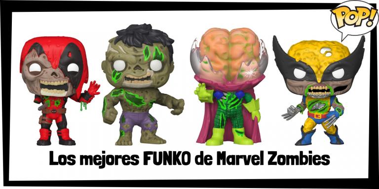 Los mejores FUNKO POP de Marvel Zombies - Los mejores FUNKO POP de grupos de Marvel Zombies - Los mejores FUNKO POP de Marvel