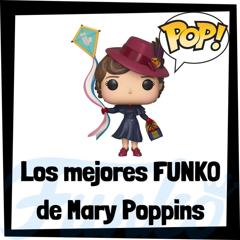 Los mejores FUNKO POP de Mary Poppins