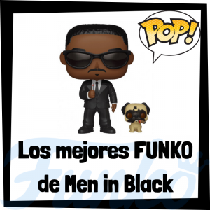 Los mejores FUNKO POP de Men in Black y Men In Black Internacional - FUNKO POP de películas