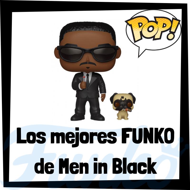Los mejores FUNKO POP de Men in Black