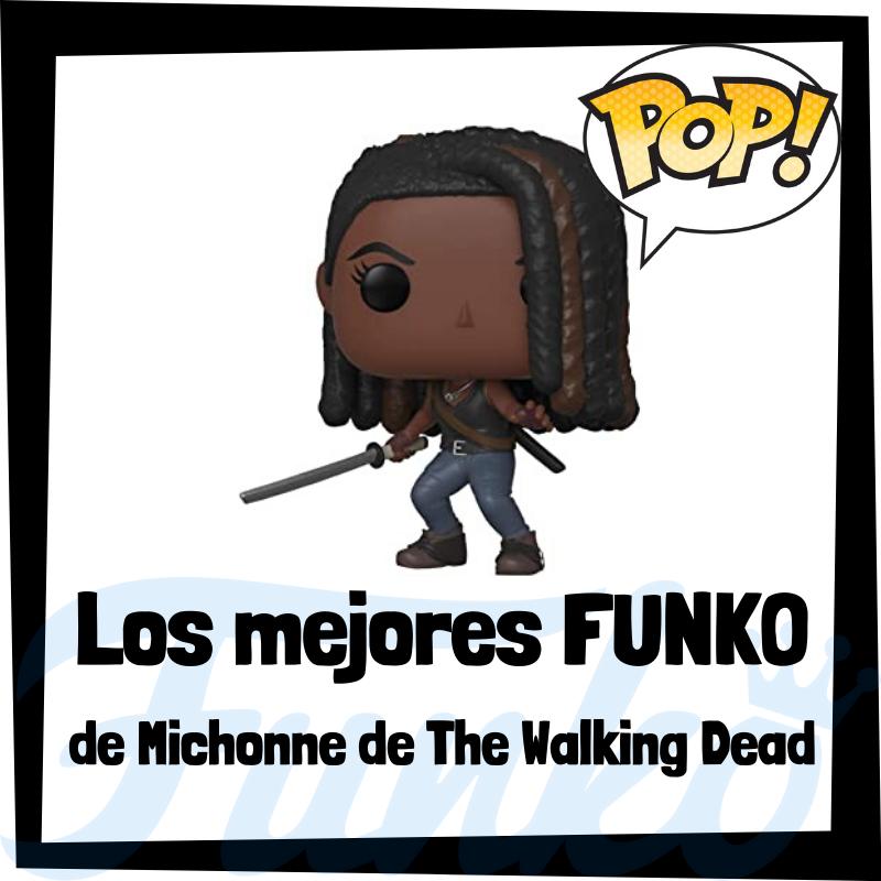 Los mejores FUNKO POP de Michonne de The Walking Dead