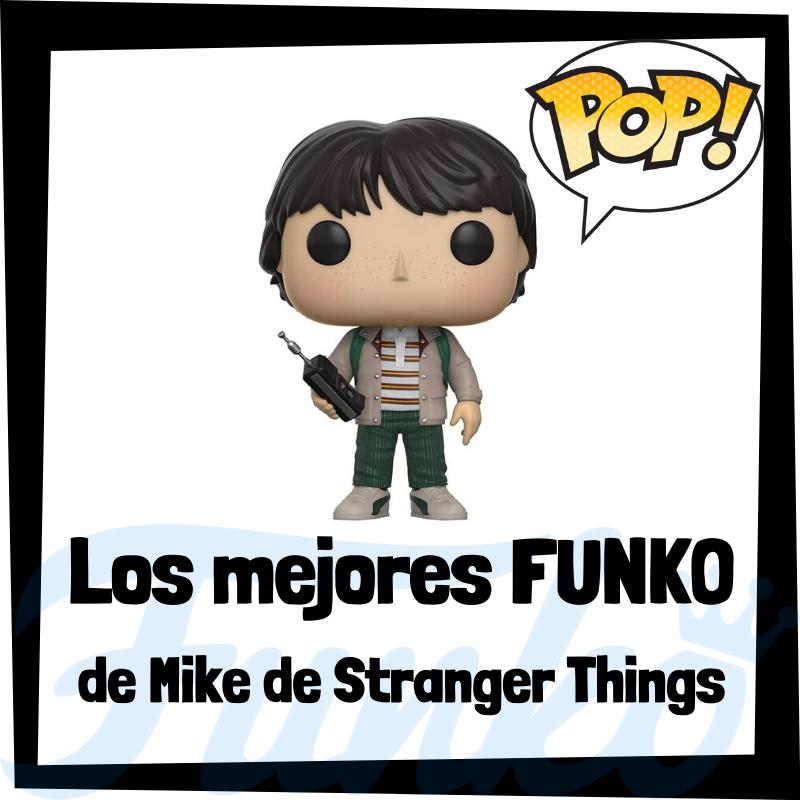 Los mejores FUNKO POP de Mike de Stranger Things