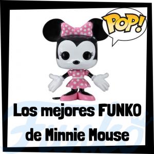 Los mejores FUNKO POP de Minnie Mouse - Funko POP de personajes de Disney de Minnie Mouse - Funko de películas de animación