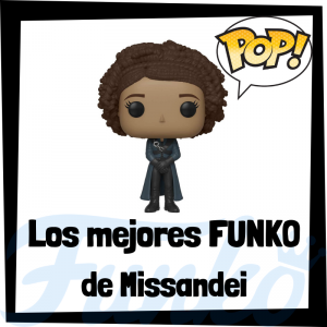 Los mejores FUNKO POP de Missandei de Juego de Tronos - Los mejores FUNKO POP del personaje de Missandei en Game of Thrones - Funko POP de series de televisión