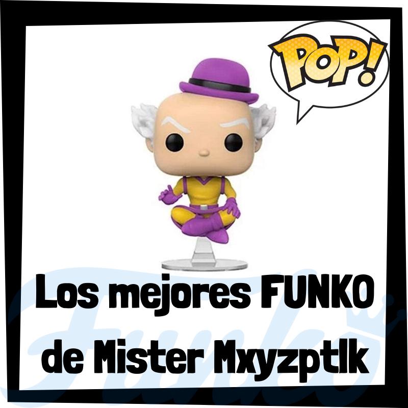 Los mejores FUNKO POP de Mister Mxyzptlk