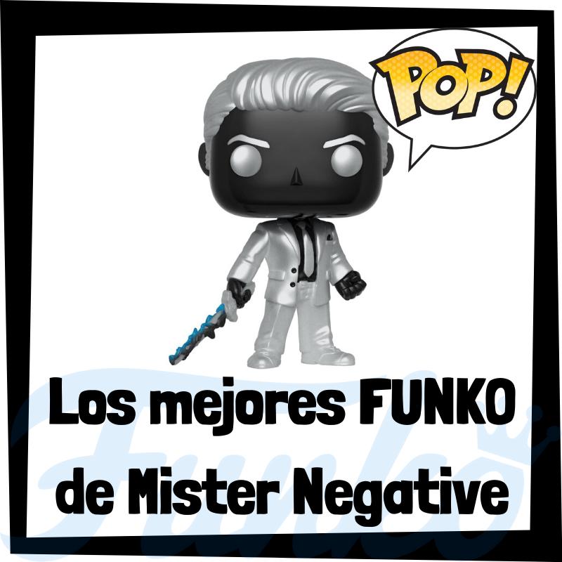 Los mejores FUNKO POP de Mister Negative