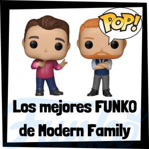 Los mejores FUNKO POP de Modern Family - Los mejores FUNKO POP de personajes de Modern Family - Funko POP de series de televisión