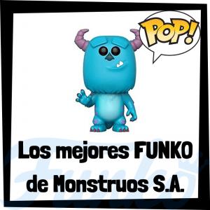 Los mejores FUNKO POP de Monstruos S.A. - Funko POP de películas de Disney Pixar - Funko de películas de animación