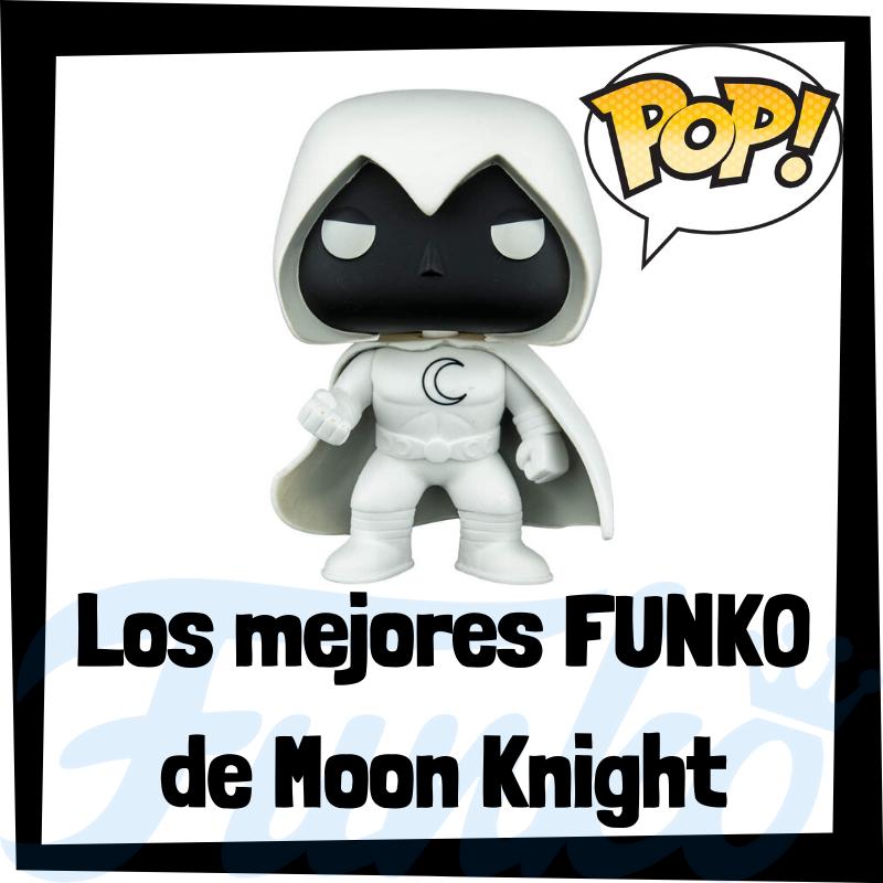 Los mejores FUNKO POP de Moon Knight