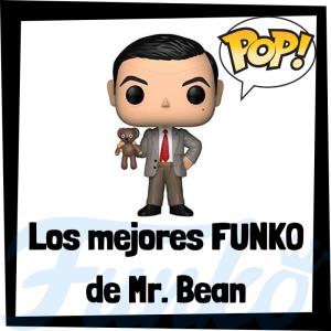 Los mejores FUNKO POP de Mr. Bean - FUNKO POP de películas